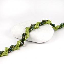 Náramek - Green Twister