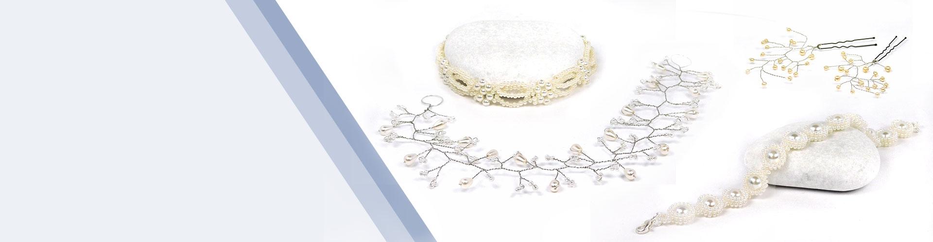Svatební šperky a ozdoby